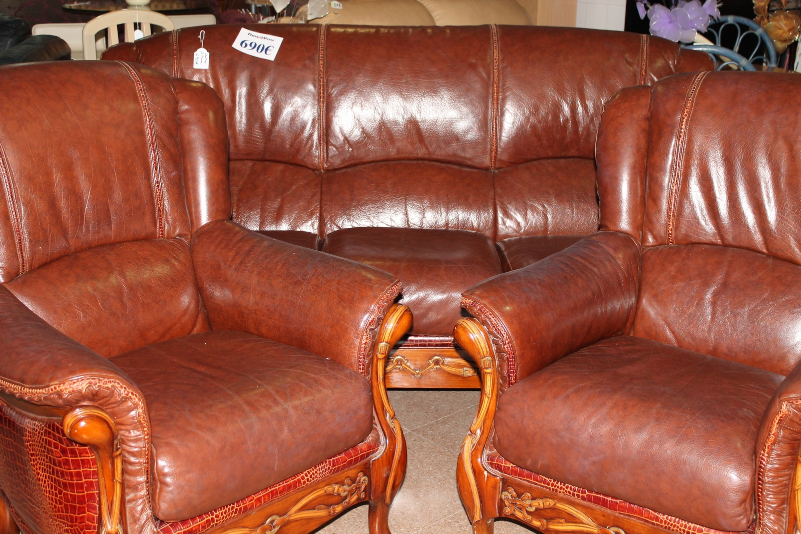 New2you Furniture Second Hand Sofas Sofa Beds For The Living  # Muebles Torrevieja Spain