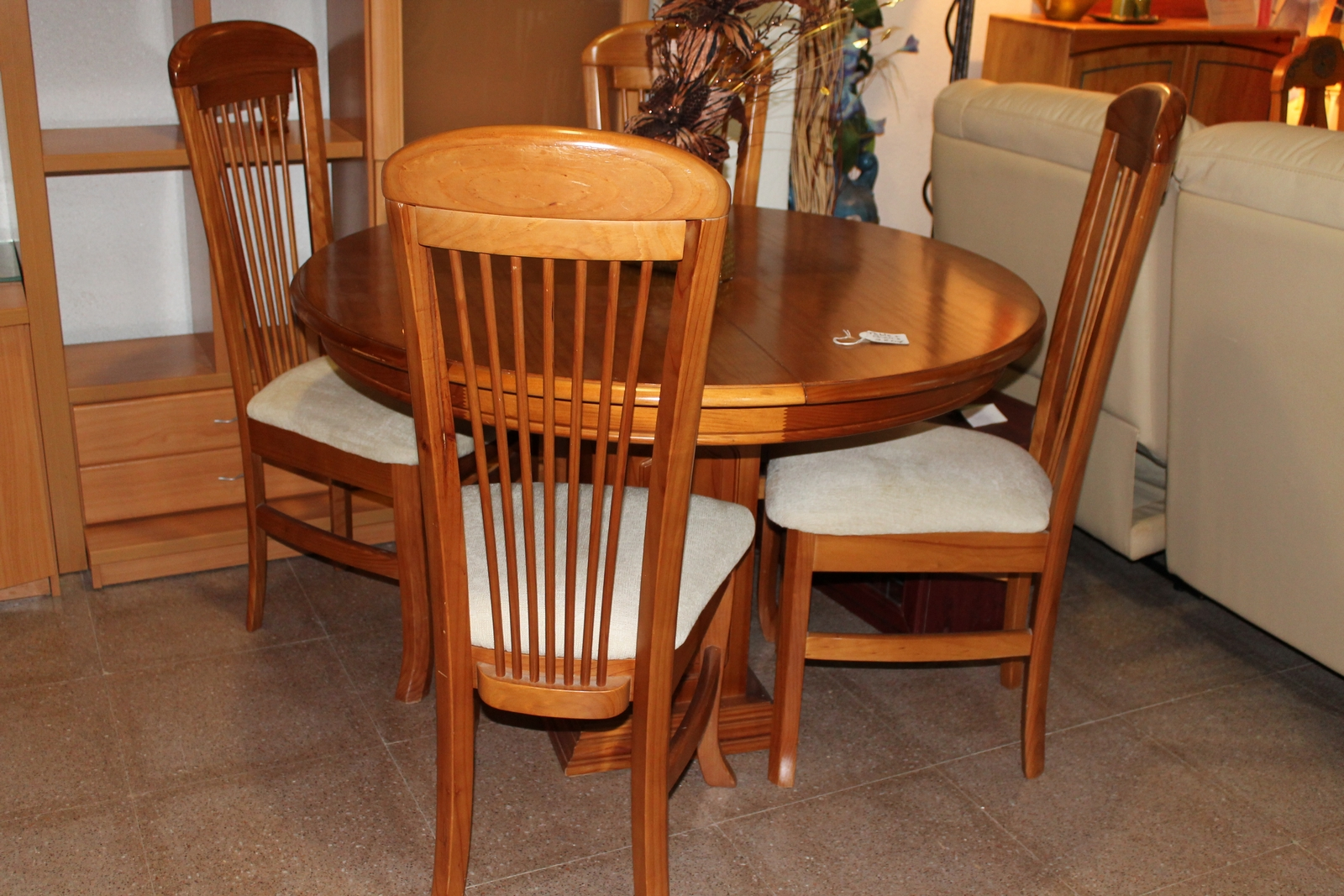 home second hand furniture table and chairs