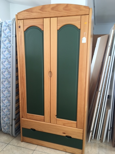 New2you Furniture Second Hand Wardrobes For The Bedroom Ref C859 Torrevieja Spain