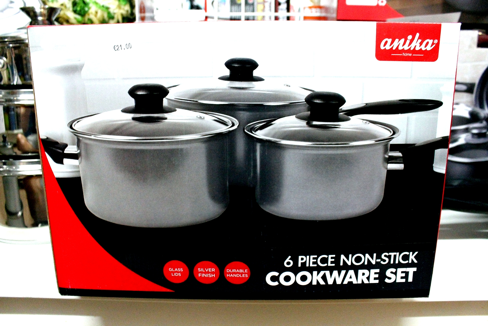 Saucepans/frying pans for sale, Torrevieja, Spain