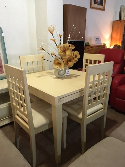 Second Hand Furniture Table And Chairs Sold For Sale Torrevieja Spain
