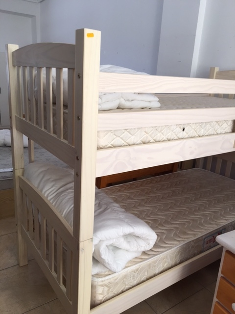 New2you furniture second hand beds for the bedroom ref for Second hand bunk beds
