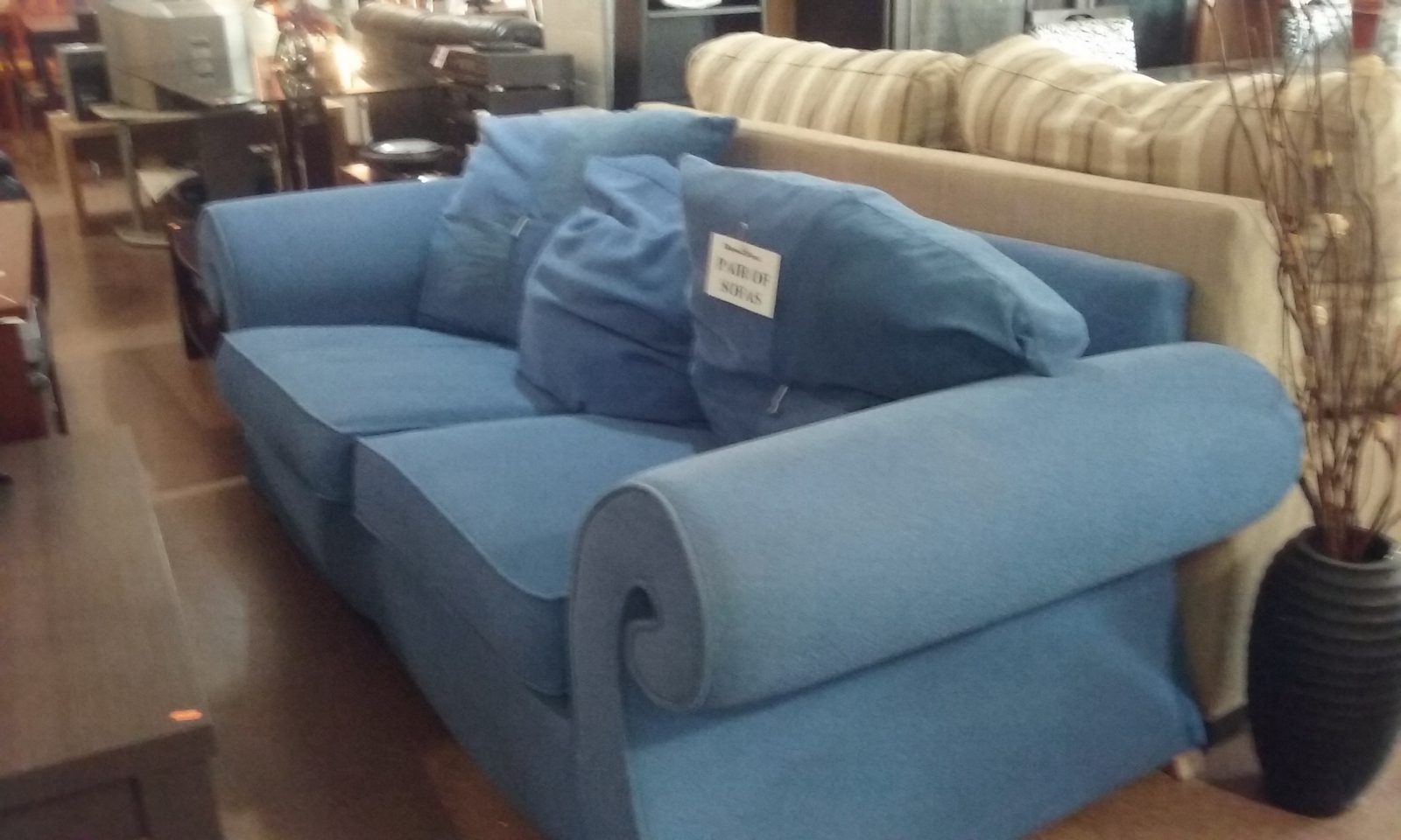 New2you Furniture Second Hand Sofas Sofa Beds For The