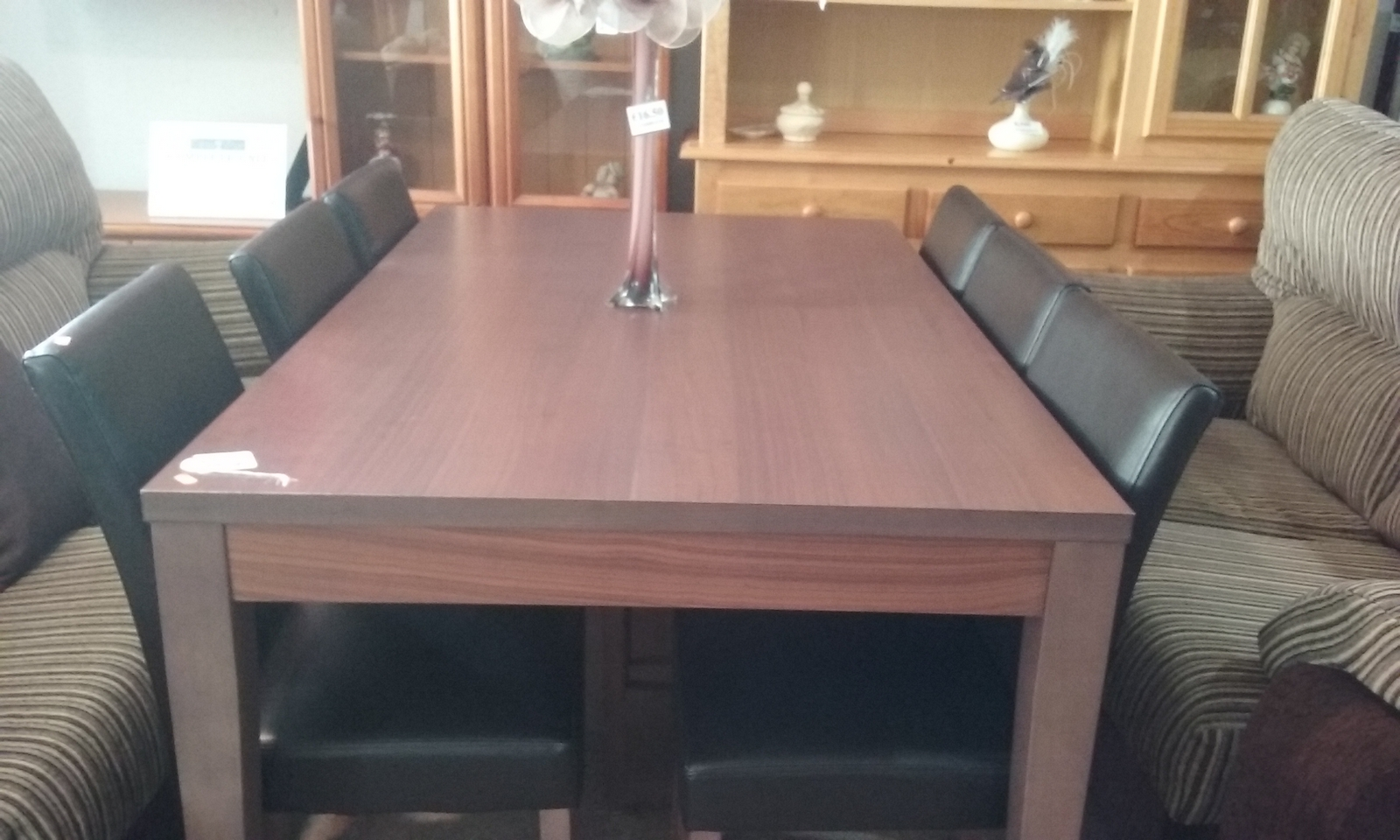 Second Hand Furniture Table And 6 Chairs Sold For Sale Torrevieja Spain