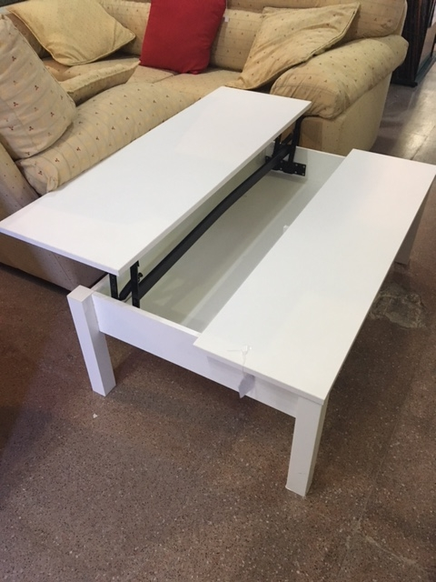 New2you furniture second hand coffee tables for the for Coffee tables you can eat on