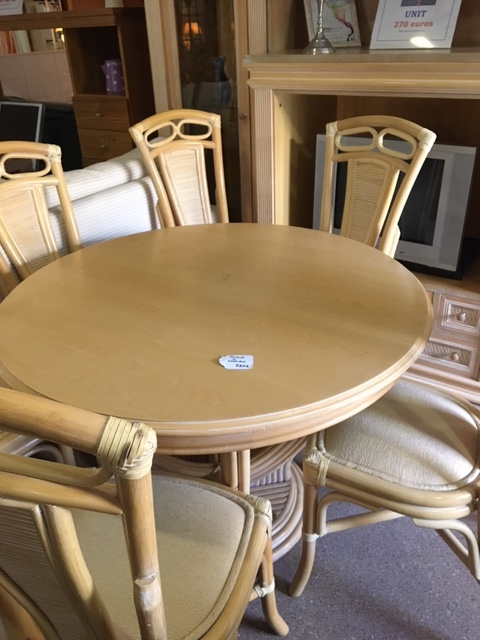 New2you Furniture Second Hand Tables Chairs For The Dining Room Living Room Ref F556