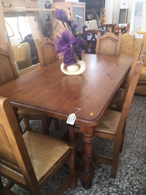New2you Furniture Second Hand Tables Chairs For The Dining Room Living Room Ref F383