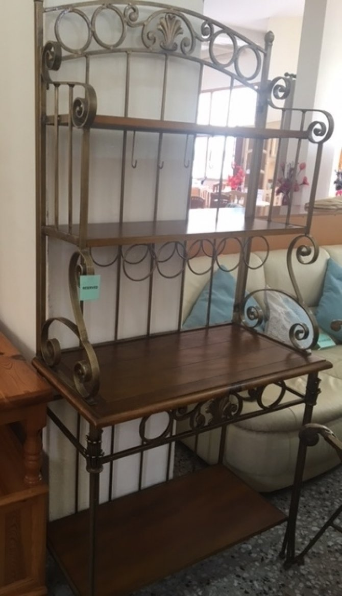 New2you Furniture Second Hand Shelf Units For The Dining Room Kitchen Living Room Ref G856