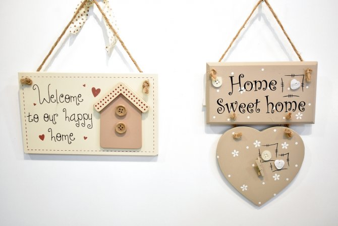 Brand new household items Hanging Wall Plaques, Torrevieja, Spain