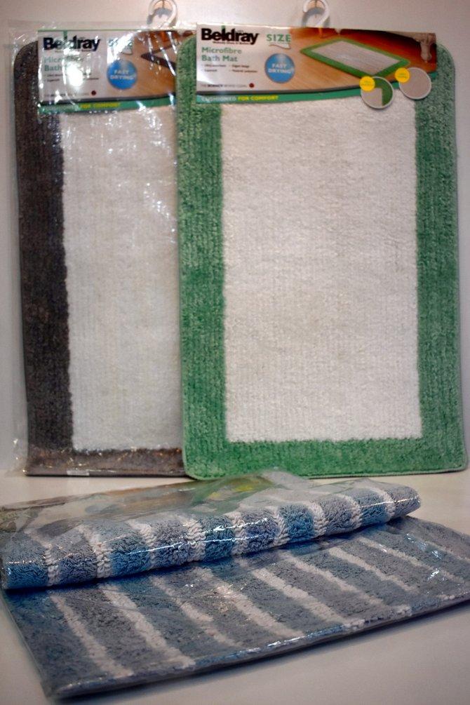 Brand new household items Bathmats, Torrevieja, Spain