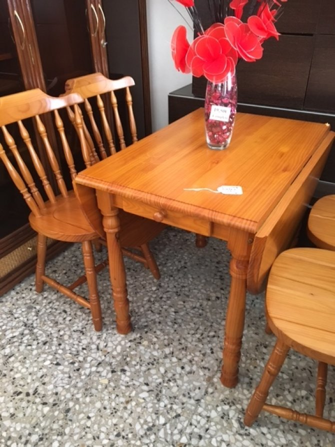 New2You Furniture | Second Hand Tables + Chairs for the Dining Room||Kitchen||Living room (Ref ...