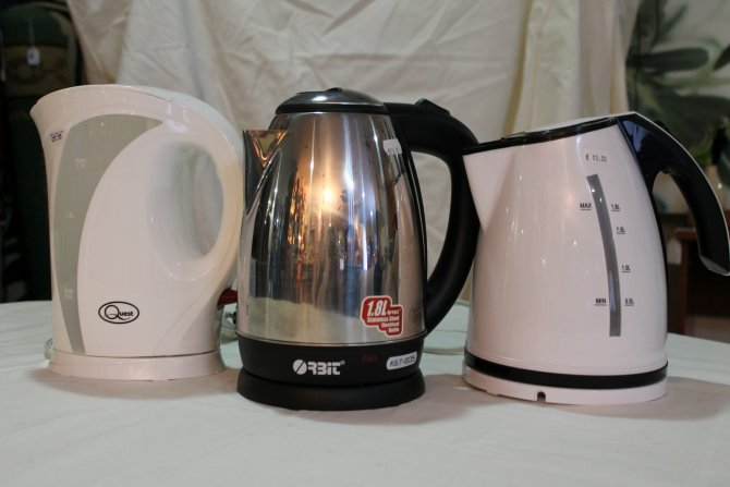 Brand new household items Kettles, Torrevieja, Spain