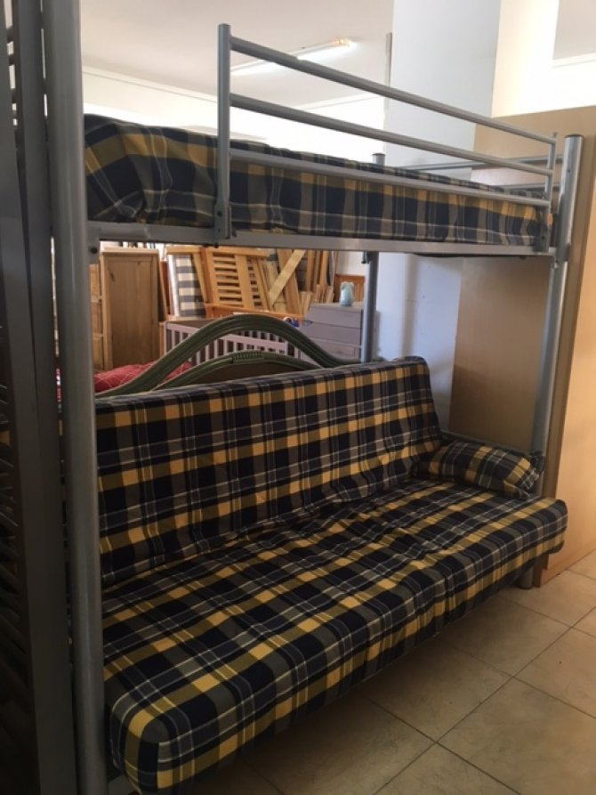 Second-hand furniture Bunk Bed Unit, Torrevieja, Spain