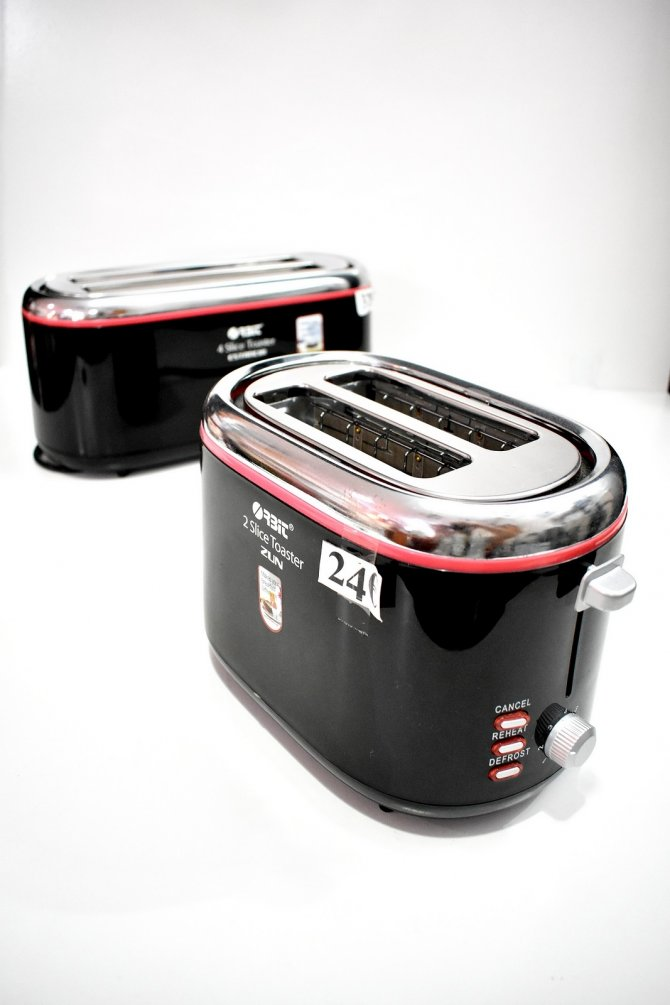 Brand new household items Toasters, Torrevieja, Spain