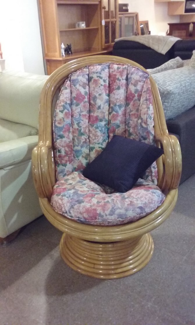 Second-hand furniture Swivel Chair, Torrevieja, Spain