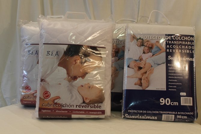 Brand new household items Mattress Protectors, Torrevieja, Spain