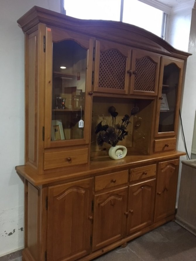 Second-hand furniture Pine Wall Unit, Torrevieja, Spain