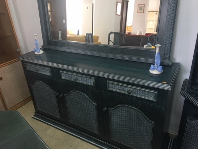 Second-hand furniture Sideboard & Mirror, Torrevieja, Spain