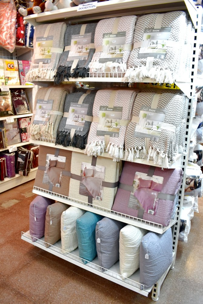 Brand new household items Throws, Torrevieja, Spain