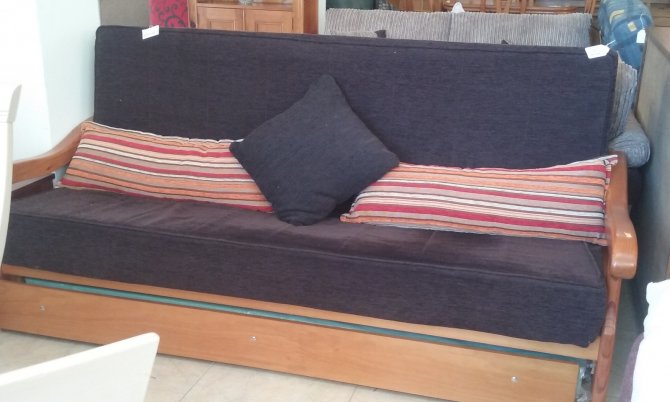 Second-hand furniture Sofabed (with bed under), Torrevieja, Spain