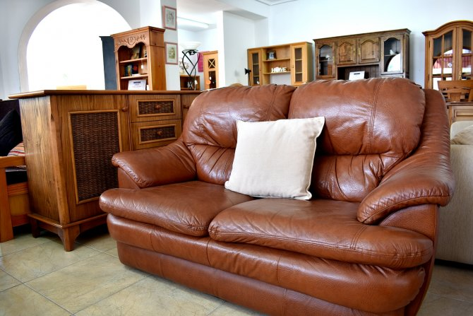 Second-hand furniture 2 Seater Sofa, Torrevieja, Spain
