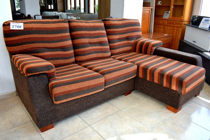 Second-hand furniture Sofa/Chaise, Torrevieja, Spain
