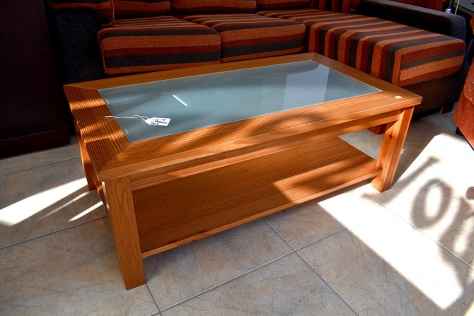 Second-hand furniture Lift Up Coffee Table, Torrevieja, Spain