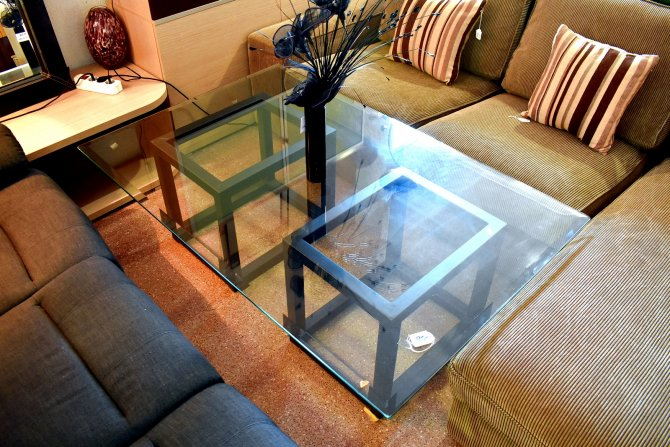 Second-hand furniture Glass Coffee Table, Torrevieja, Spain