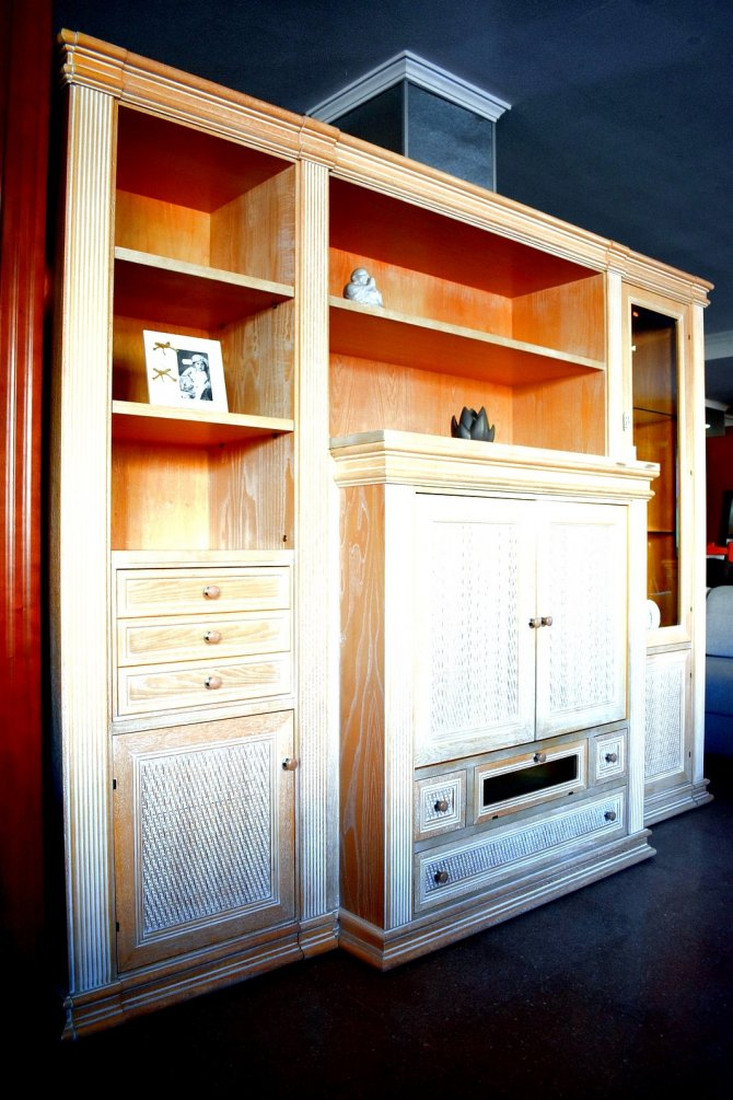 Second-hand furniture Modular Wall Unit , Torrevieja, Spain
