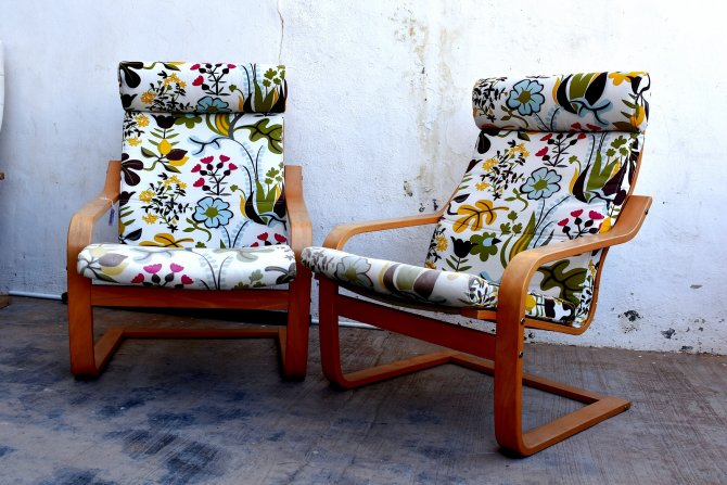 Second-hand furniture Pair of Lounge Chairs, Torrevieja, Spain
