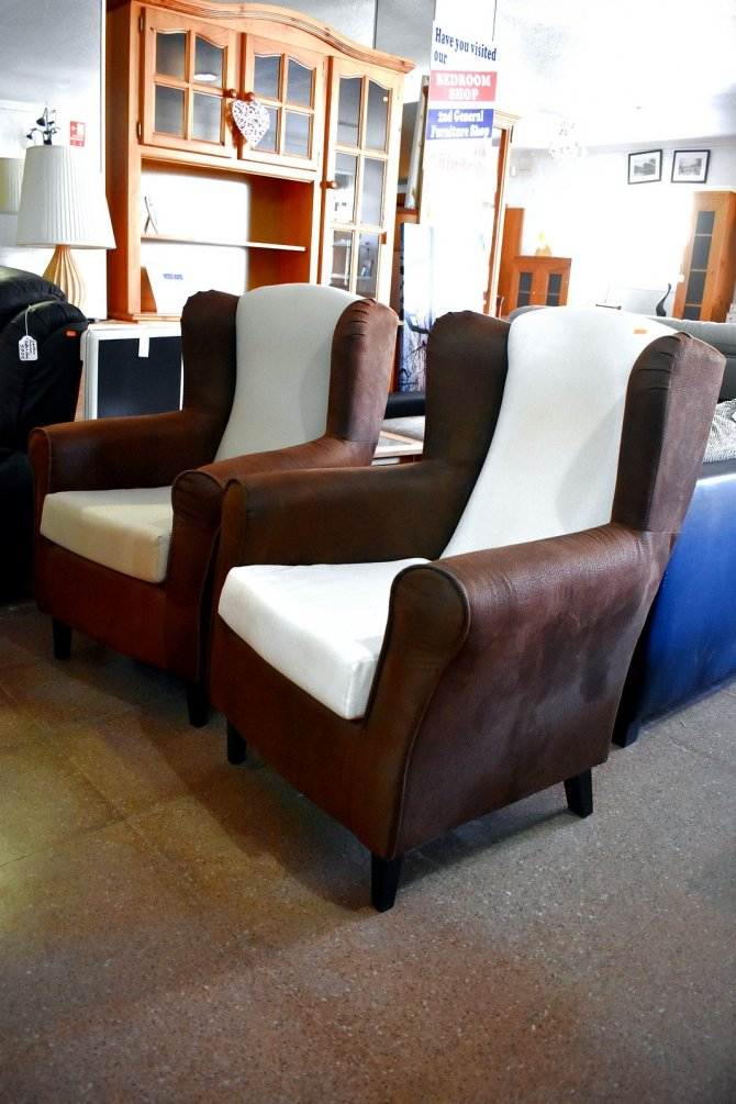 Second-hand furniture Pair of Armchairs, Torrevieja, Spain