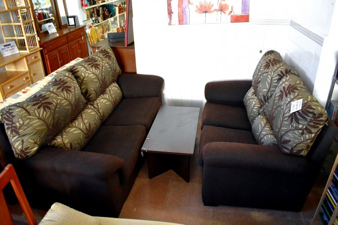 Second-hand furniture 3+2 Seater Sofas, Torrevieja, Spain