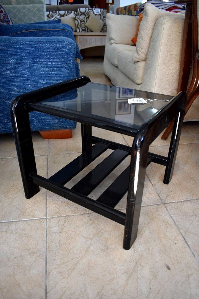Second-hand furniture Glass Side Table, Torrevieja, Spain