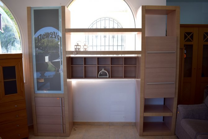 Second-hand furniture Modular Unit, Torrevieja, Spain