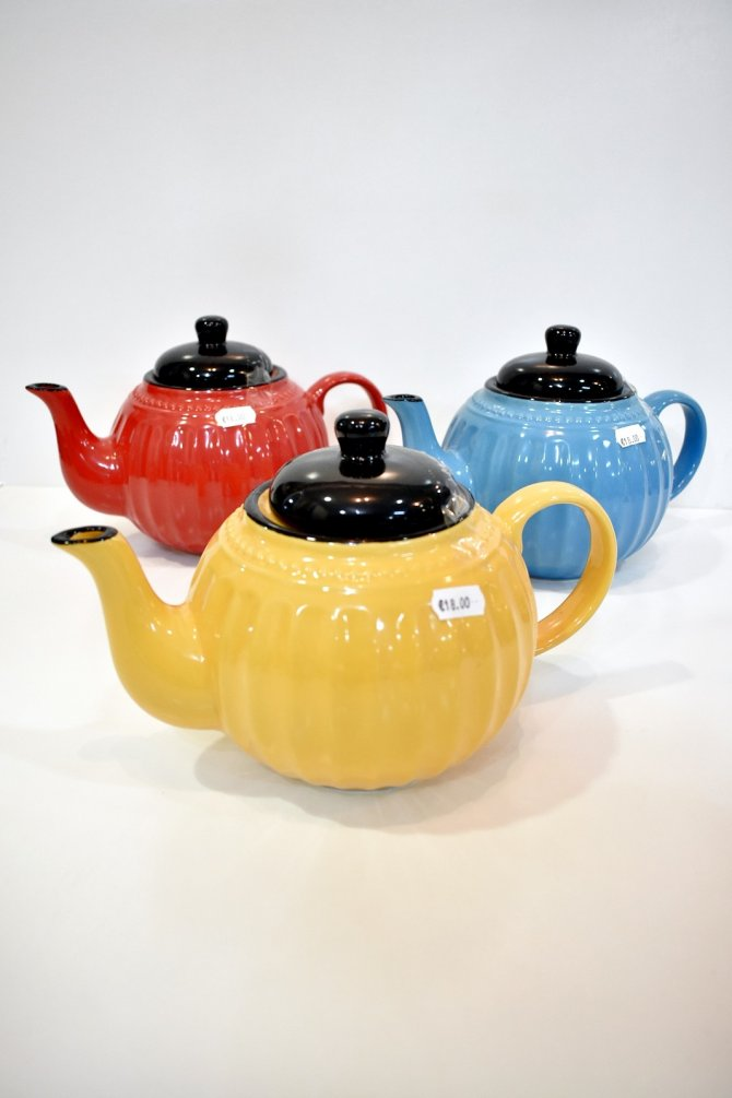Brand new household items Tea Pots, Torrevieja, Spain