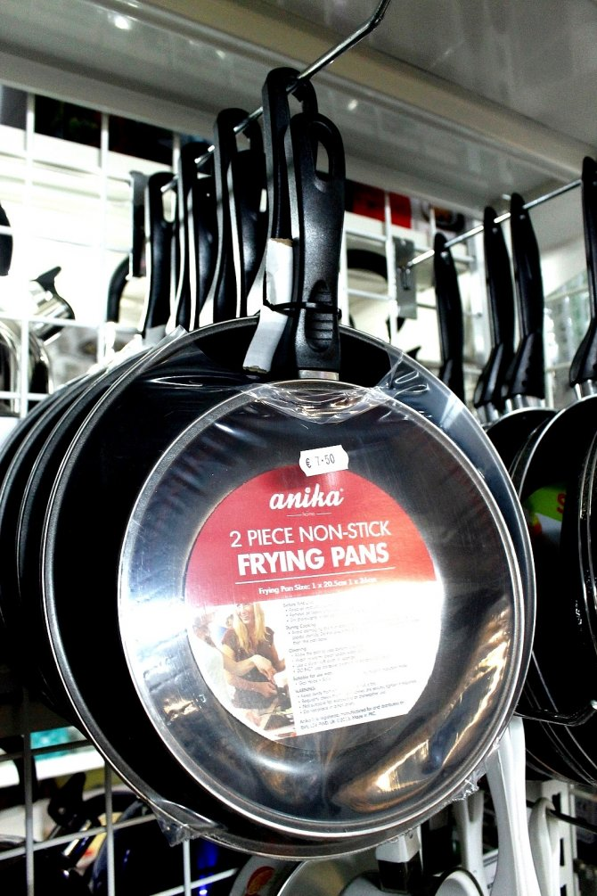 Brand new household items Frying Pans, Torrevieja, Spain