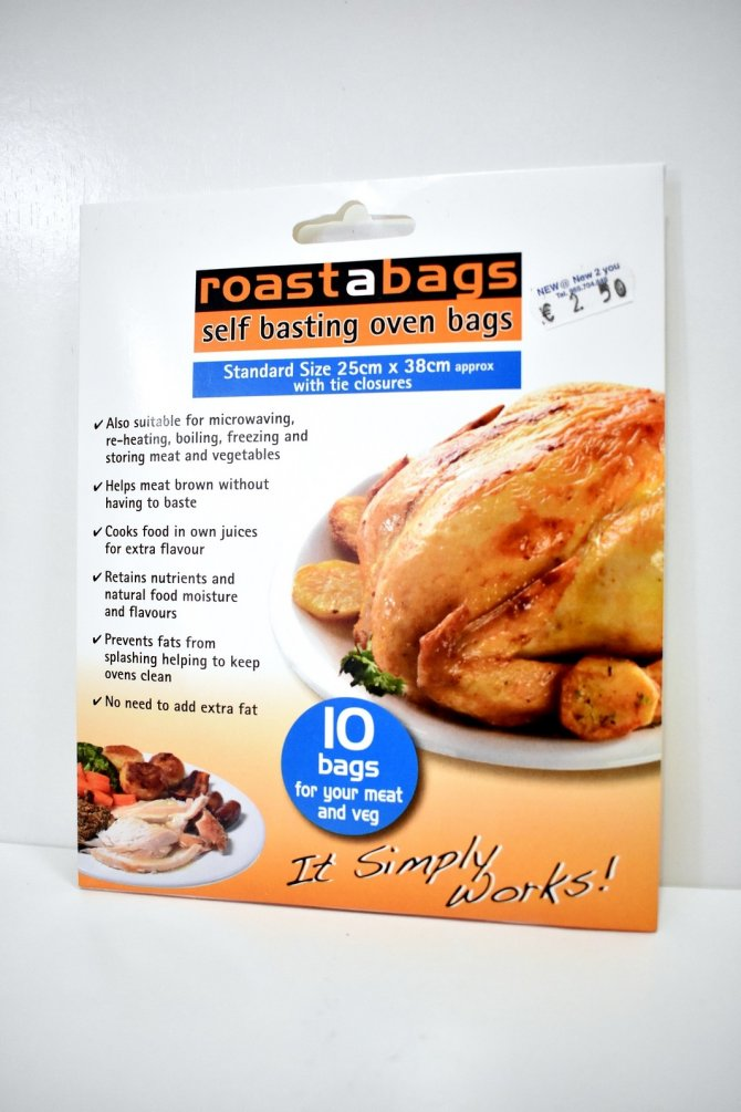 Brand new household items Oven Roasting Bags, Torrevieja, Spain