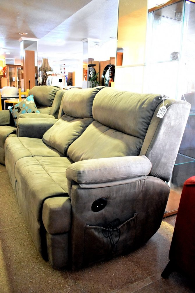 Second-hand furniture Electric Recliner Sofa and Chair, Torrevieja, Spain