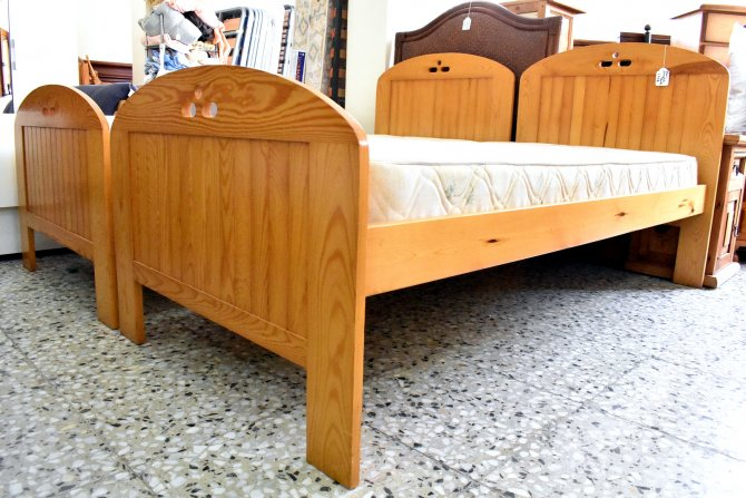 Second-hand furniture Pair of Complete Beds, Torrevieja, Spain
