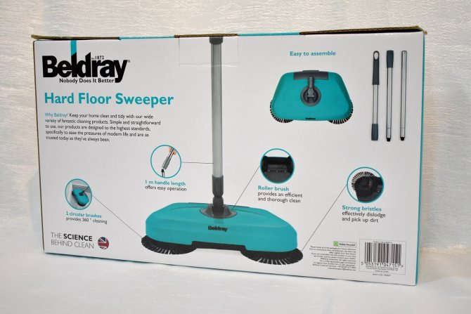 Brand new household items Carpet Sweeper, Torrevieja, Spain