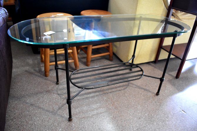 Second-hand furniture Glass Table, Torrevieja, Spain