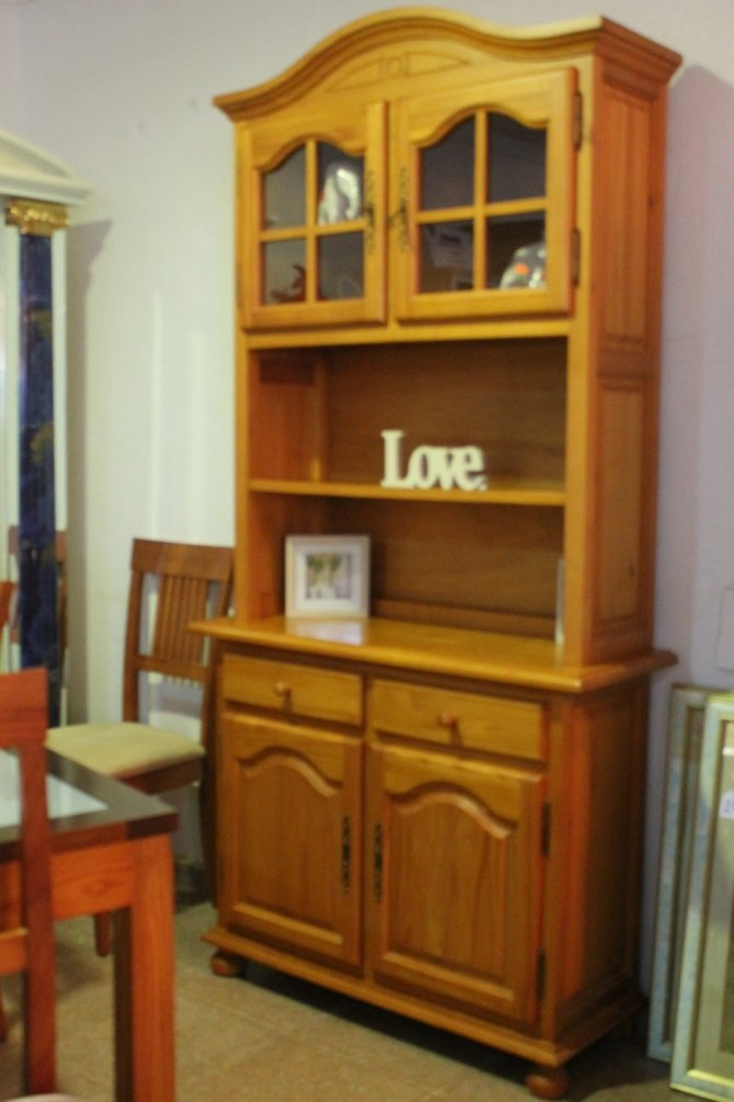 Second-hand furniture Pine Unit, Torrevieja, Spain