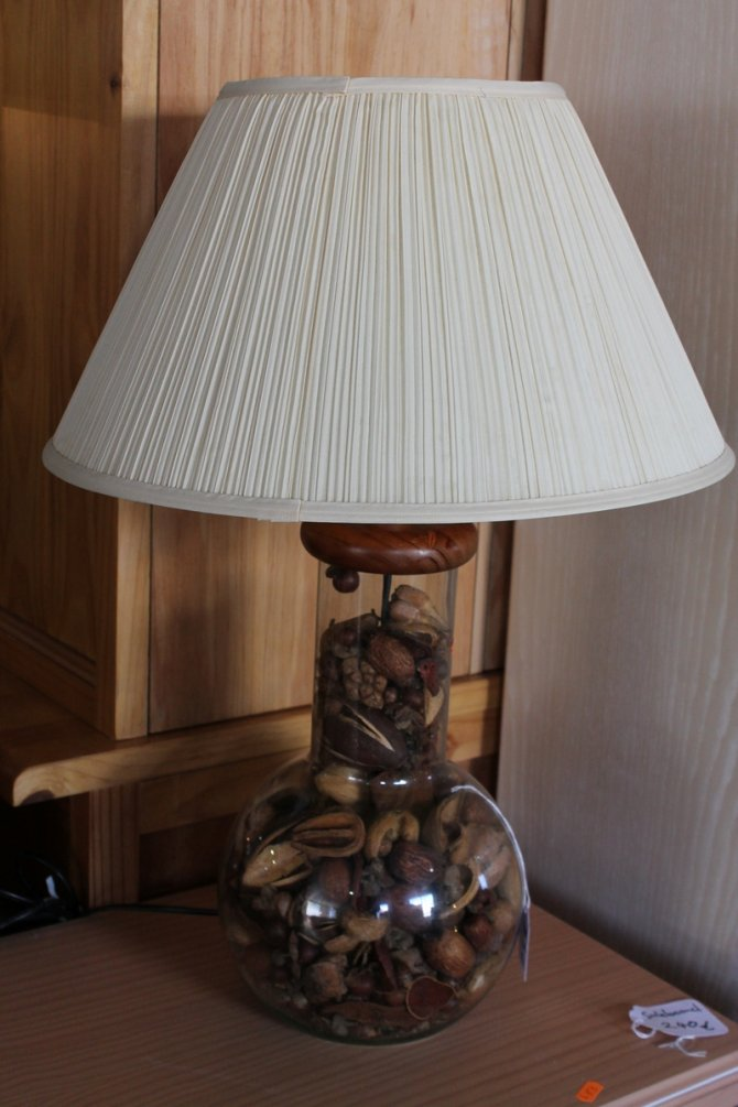 Second-hand furniture Lamp, Torrevieja, Spain