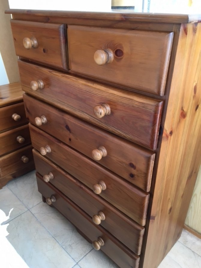 New2you Furniture Second Hand Chest Of Drawers For The Bedroom Ref D22 Torrevieja Spain