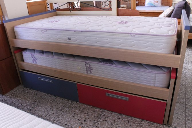 Second-hand furniture Bed/Bed Under, Torrevieja, Spain
