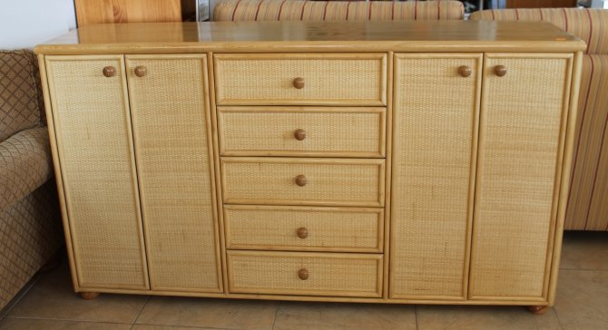 Second-hand furniture Sideboard, Torrevieja, Spain