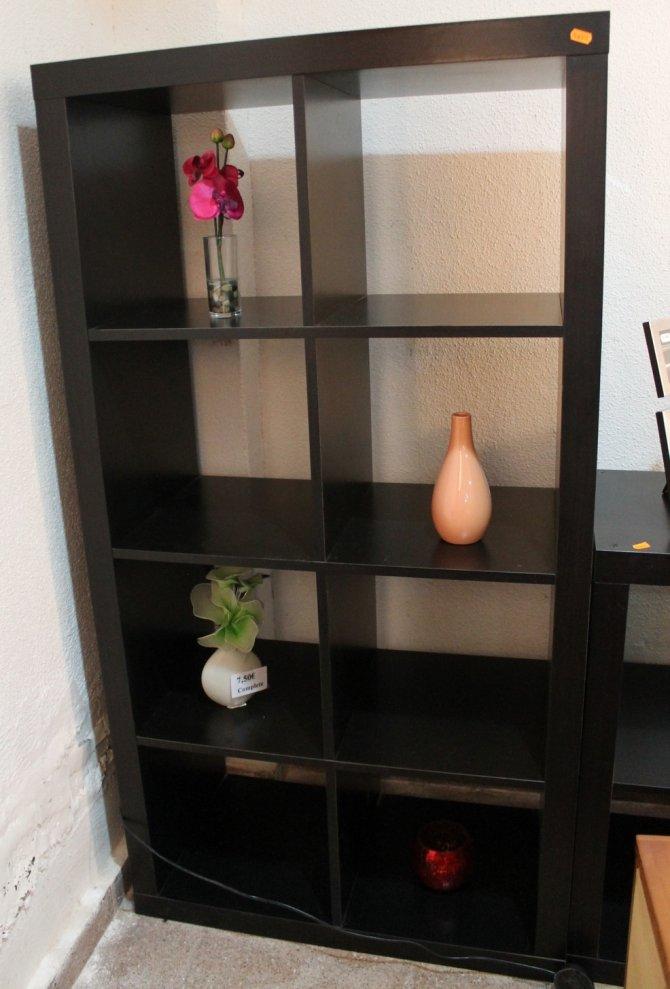 Second-hand furniture Box Shelf Unit, Torrevieja, Spain