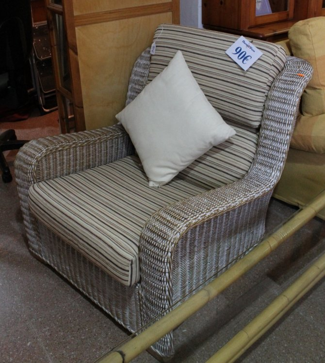 Second-hand furniture Armchair, Torrevieja, Spain