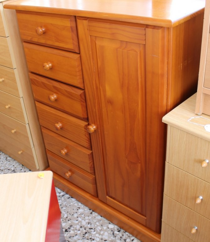 Second-hand furniture Cupboard with Drawers, Torrevieja, Spain