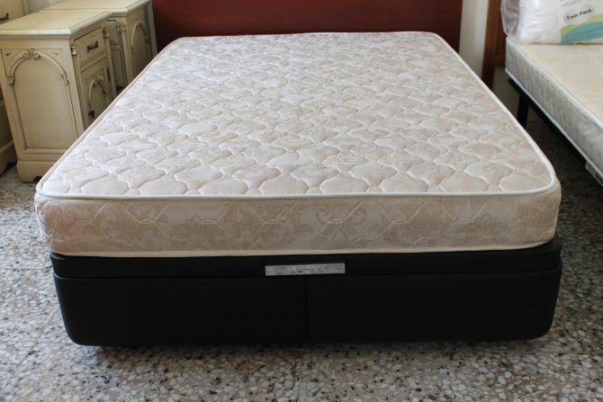 Second-hand furniture Double Storage Bed, Torrevieja, Spain